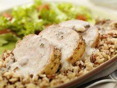 Pork Tenderloin with Creamy Dijon Sauce - Lauri Patterson/Getty Images