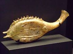 Image result for roman glass fish