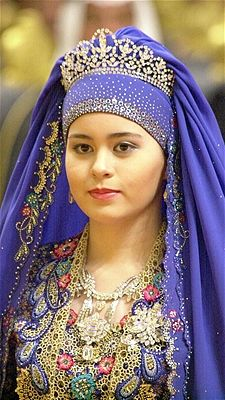 Princess Sarah Salleh of Brunei