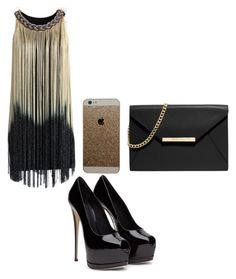 """Untitled #147"" by aandreead ❤ liked on Polyvore featuring Chicwish and MICHAEL Michael Kors"