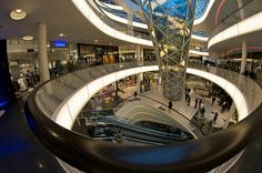 MyZeil Shopping Mall - Frankfurt,