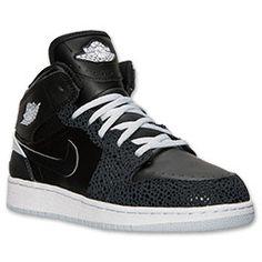 c0b077931b56 Boys  Big Kids  Air Jordan 1 Retro  86 Basketball Shoes