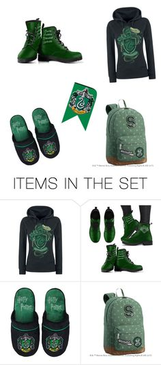 """harry potter #slytherin"" by tosilovaveronika ❤ liked on Polyvore featuring art"