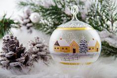 Boże Narodzenie, Ball Szkła