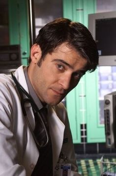 Dr. Luka Kovac (Goran Visnjic) in ER - but now he is even hotter in Red Widow!