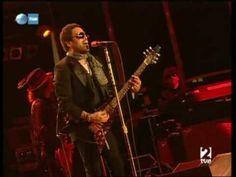 Lenny Kravitz - Dig In - Rock In Rio Madrid 2008 - HQ Alta Calidad