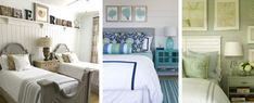 Discover the absolute best beach themed bedroom ideas. We have tons of tropical, coastal, and nautical bedroom ideas and inspiration for your beach home. Surf Bedroom, Nautical Bedroom, Beach Bedroom Decor, Coastal Bedrooms, Coastal Living Rooms, Bedroom Themes, Guest Bedrooms, Home Bedroom, Bedroom Ideas