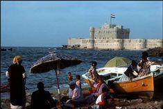 1993 Alexandria Egypt, Opera House, City, Building, Donkey, Travel, Beautiful, Viajes, Buildings