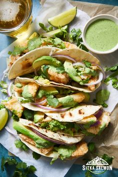 Hot Sauce Recipes, Cod Recipes, Seafood Recipes, Cooking Recipes, Healthy Recipes, Rockfish Recipes, Halibut Recipes, Jalapeno Sauce, Fish Tacos