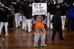 S.F. Giants.....Champs