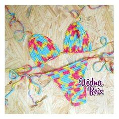 Já encomendou seu bíquini Crochê e Cia? Ainda não? Aqui vai um tutorial de como fazer! Escolha seu modelo, a cor que deseja e entre em contato com a gente: (75) 98129-4355 Fazemos também sob medida, é só trazer seu bíquini pra cá!! #biquini #sobmedida #croche #crochet #biquinidelacinho #modabahia #feiradesantana #artesanal #modaverao #verao2016 #handmade