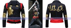 From upcoming movie Suicide Squad, we present you stylish and fascinating Tatsu Yamashiro Katana Jacket. The Outfit is carry by Karen Fukuhara a Japanese American actress who played the character of Katana. This fashionable attire is created with best quality leather and can carry in parties and discos. Get this Suicide Squad Katana outfit at best price.