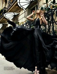 Chanel Couture 2013, beautiful shot in front of this beautiful art nouveau building...