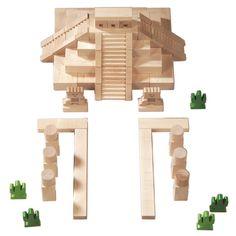 Haba Mayan Architectural Blocks