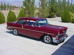 1956 Chevrolet : Bel Air