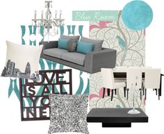 """""""Blue Room"""" by habbeyheartz on Polyvore"""