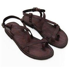 Love these Italian sandals