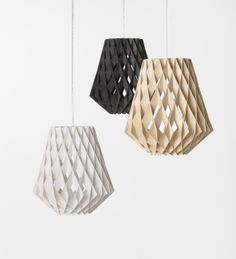 'Pilke' pendant lamp by Tuukka Halonen