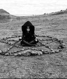 Cervena Fox in Edinburgh, Scotland. Pagan Witch, Wiccan, Magick, Dark Fantasy, Cervena Fox, Witch Photos, Witch Pictures, Dark Witch, Witch Craft