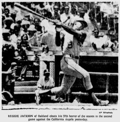 July 20, 1969: A's 3-9, Angels 7-6. We were visiting my aunt and uncle at El Toro Marine Base. My cousin Mark and I talked our fathers into going to the Ball Day doubleheader at Anaheim Stadium. Reggie hit his 37th homer, putting him six games ahead of Maris' record pace. Vida Blue made his ML debut. And we committed the unforgivable sin of leaving the second game before it was over because our dads just had to watch man take his first step on the moon. As if that would never happen again.