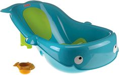 Fisher-Price® Precious Planet Whale of a Tub™ Newborn to Toddler Bath Tub - buybuy BABY Baby Bath Seat, Baby Tub, Bath Seats, Baby Shower, Shower Bathroom, Fisher Price, Toddler Bath Tub, Infant Toddler, Baby Jogger City Select