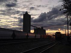 CSX engines.  Kingsport Tn  9/2014