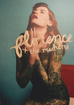Florence + the Machine .aka: timeless beauty, ocean woman, foxy goddess, however you feel! Florence is just out of this world. Indie Music, Music Tv, Music Lyrics, I Love Music, Music Is Life, Good Music, Florence And The Machine, Florence The Machines, Trip Hop