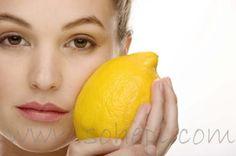 sivilceler ve tedavisi limon maskesi