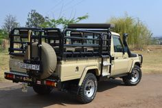Toyota Land Cruiser Pickup Serie 70