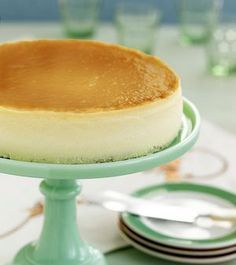 """Junior's of New York Authentic New York Cheesecake Recipe: Junior's in Brooklyn, N.Y., is one of the world's iconic delis, if not the quintessential deli. This recipe for Original New York Cheesecake is from """"Junior's Home Cooking"""" (Taunton Press, 2013) by Alan Rosen and Beth Allen. The authors say, """"As the name implies, the recipe for Junior's famous original cheesecake has been baked the very same way since the 1950s. And for good reason. It's simply The Best cheesecake you can find."""