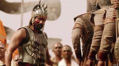 Bahubali 2: South Indian epic film sees fans troll Bollywood - BBC News #FansnStars
