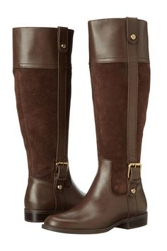 Wide-Calf Boots That Really Fit (& Look So Cool!) #refinery29  http://www.refinery29.com/best-fall-wide-calf-boots#slide2