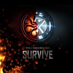 SURVIVE - Marvel's Agents of Shield Tribute album (online) ---> Gotta check this out