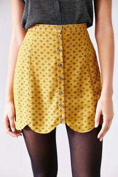 "Urban Outfitters ""Cooperative"" Skirt"
