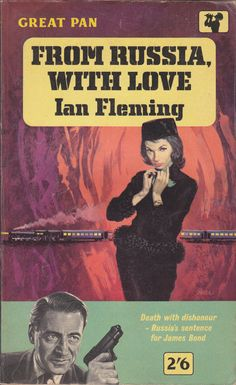 From Russia, With Love - Ian Fleming