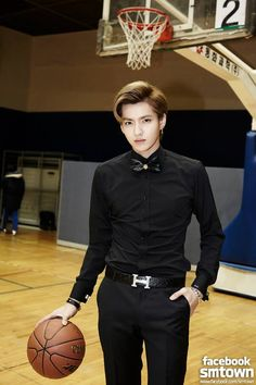 Kris. Oh god this is a picture so perfff for all the fanfic ;D