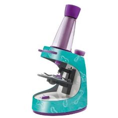 Toy Microscopes For Fun & Learning