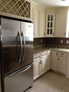 Ryan Home Model Kitchen In Kelly Glenn  Interior Design Fair Model Kitchen Designs Design Inspiration