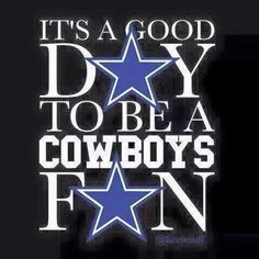 How bout them Cowboys!