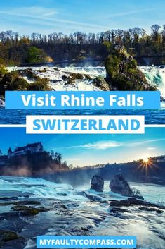 Rhine Falls Switzerland, Visit Switzerland, Best Travel Guides, Europe Travel Guide, Travel Destinations, Switzerland Travel Guide, Switzerland Itinerary, Lausanne, Bern