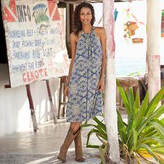BRASILIA DRESS: View 1