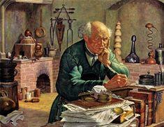 """La alquimia no es una """"pseudociencia"""": es el fundamento de la ciencia"""