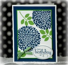 Betsy's Blossom by girl3boys0 - Cards and Paper Crafts at Splitcoaststampers