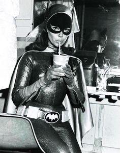 honey rider, Tumblr, Batgirl Yvonne Craig