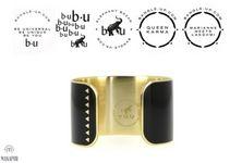 Bracelet manchette Bollystud. Idéal avec une tenue de soirée . Les #bijoux Bangle up sur notre E-Shop : www.manapur.com