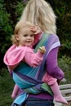 Erg leuke site (en forum) over ergonomisch dragen, voeden en natuurlijk ouderschap