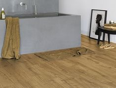 Credenza, Bathtub, Cabinet, Bathroom, Storage, Furniture, Home Decor, Open Concept, Flooring