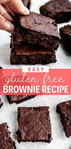 Gluten and dairy free brownies are delicious! These gluten free chocolate brownies are made with almond flour and are easy to make. They're also paleo! Gluten free chocolate brownies are a delicious dessert -perfect for gluten free baking. These gluten free almond flour brownies are made with rich coacao powder. This gluten free brownie recipe is chewy on the edges and fudgy in the middle. They're the best! Pin this to your grain free brownies board! #simplyjillicious #paleo #dessert… Paleo Chocolate Chips, Dessert Chocolate, Gluten Free Chocolate, Chocolate Brownies, Chocolate Recipes, Chocolate Lovers, Paleo Dessert, Delicious Desserts, Dessert Recipes