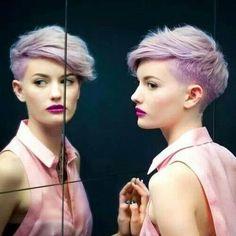 Helle zarte Farben … Pastellfarben! Eine der populärsten Haarfarben 2016! - Neue Frisur