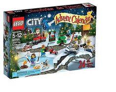 LEGO 2015 City 60099 Advent Calendar Christmas set NEW - SEALED !